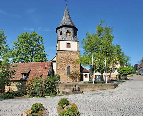 Oberderdingen Church