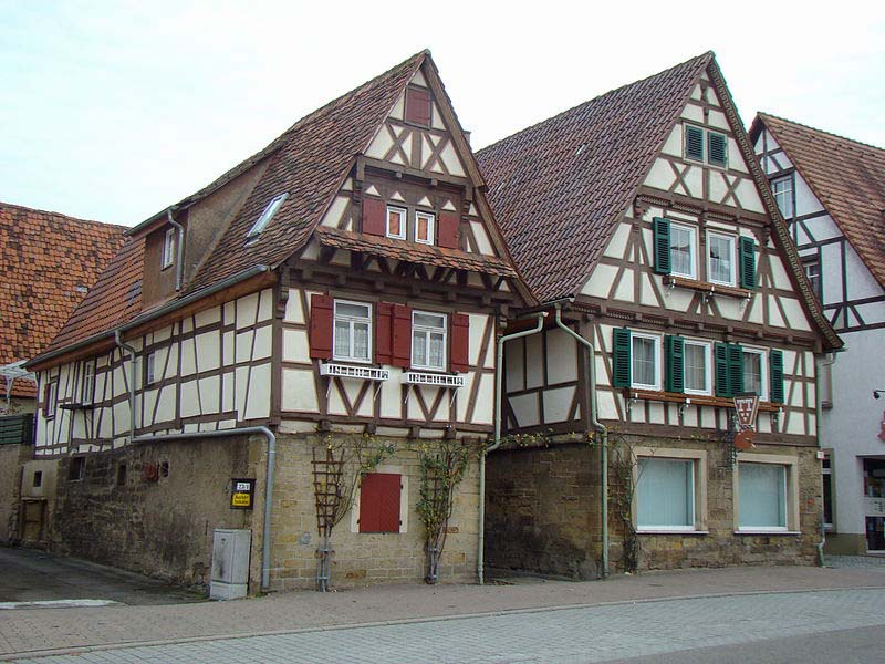 Oberderdingen Timbered House