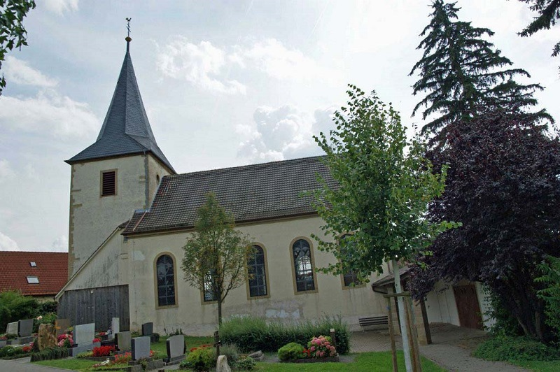 Adersbach Church